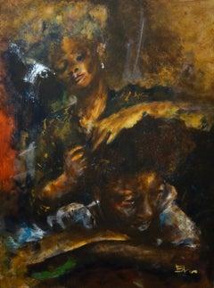 A Rite of Passage, Original Painting