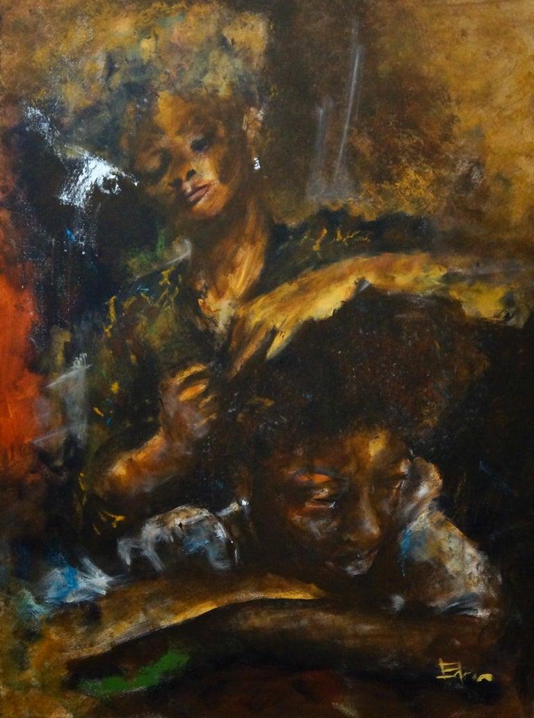 A Rite of Passage - Art by Wynston Edun
