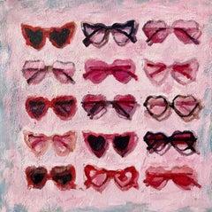 I Heart Sunglasses, Original Painting