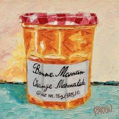 Bonne Maman Delight, Oil Painting