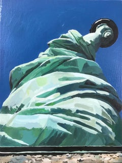 New Perspective on Liberty, Original Painting