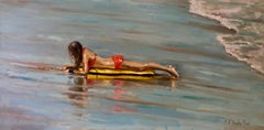 Reflections of Summer, Oil Painting