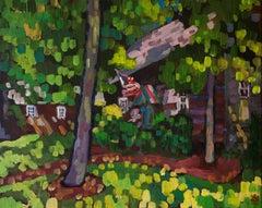 Lewes #1, Original Painting