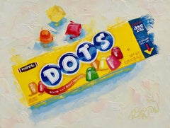 DOTS Real Good, Oil Painting