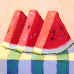 Watermelon, Original Painting