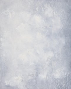 In the Stillness, Abstract Oil Painting