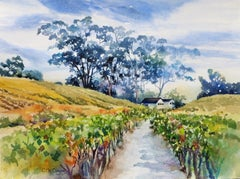 Sonoma Sentinels, Original Painting