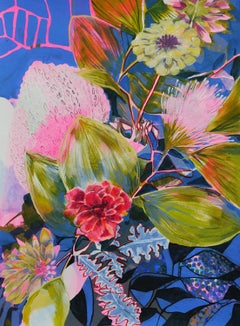 Cotton Candy, Original Painting