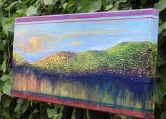 Moonscape, Original Painting