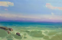 Ocean Breeze, Oil Painting