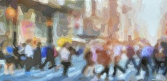 Avenue of the Americas, Abstract Painting