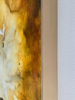 With Gold II, Original Painting