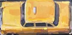 Taxi #103, Original Painting