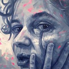 Not Imagined, Felt, Oil Painting
