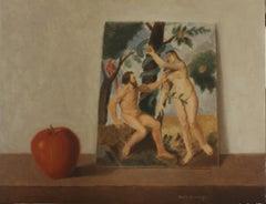 Temptation, Oil Painting