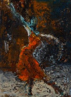 Grace in Motion, Original Painting