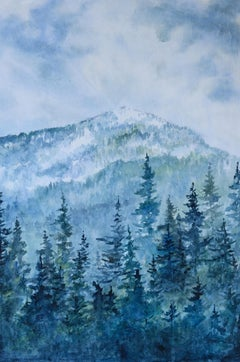 Onward, Original Painting