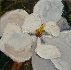 Magnolia, Oil Painting
