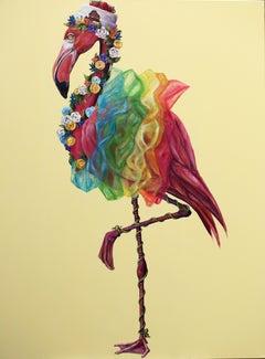 Rainbow Brite, Oil Painting