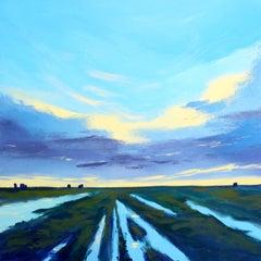 Spring Rain, Original Painting