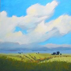 Montana Sky, Original Painting