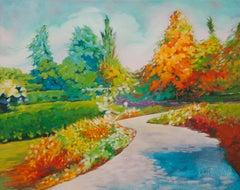Heart's Desire, Oil Painting