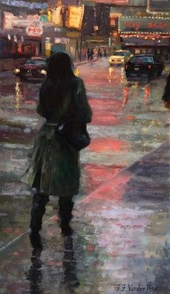November Rain, Oil Painting