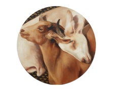 The Ties that Bind, Oil Painting