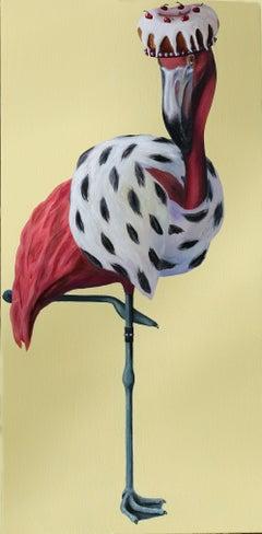 Queen Freddie, Oil Painting
