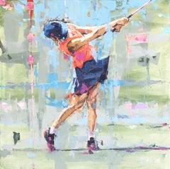 Girl Power, Original Painting