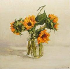 Little Jar of Sunshine, Oil Painting