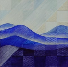 Morning Glory, Abstract Painting