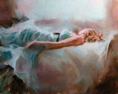 Once upon a Daydream, Oil Painting