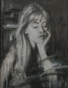 In the Moment, Oil Painting