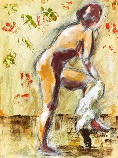 Apres Le Bain, Original Painting