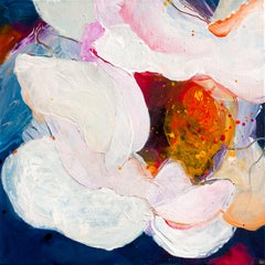 Bathed in Light 2, Abstract Painting