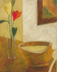 Soup, Original Painting