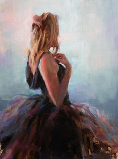 Like Dreamers Do, Oil Painting