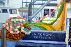 La Corona, Oil Painting