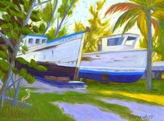 Mr. Chris, Oil Painting
