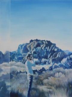 In Earlier, Oil Painting