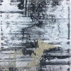 Feeding Sheep, Abstract Painting