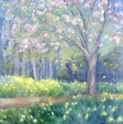 Heralding Spring No. 2, Oil Painting