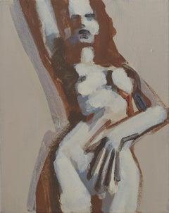 Pose in Light, Original Painting
