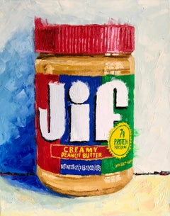 The Ultimate Spoon Food, Oil Painting