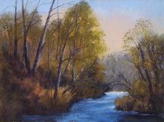Reaching Across, Original Painting