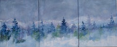 Rain, I Don't Mind, Original Painting