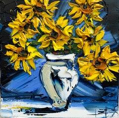 Vase of Van Gogh, Oil Painting