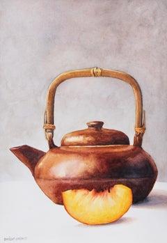 Peach Tea, Original Painting