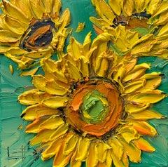 A Little Van Gogh, Oil Painting